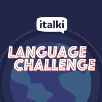 Language Challenge Italki