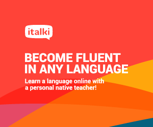 BECOME FLUENT IN ANY LANGUAGE